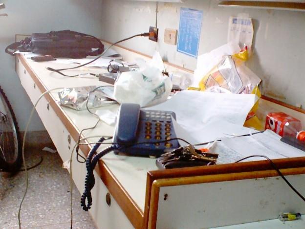 實習期間的醫院宿舍