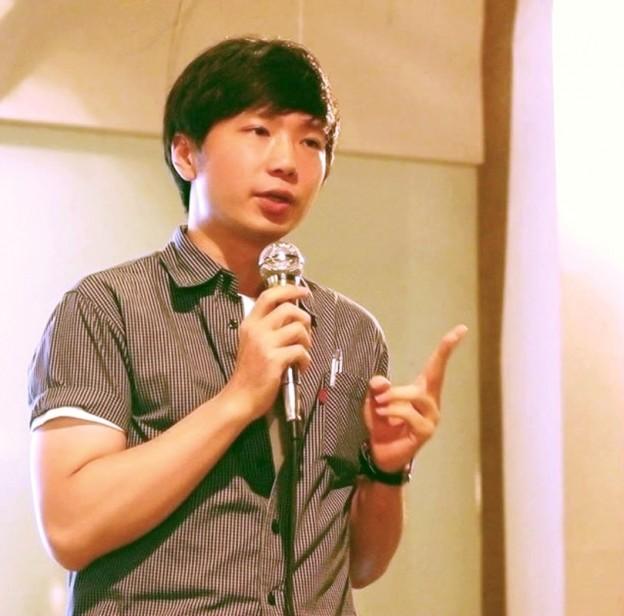 研究型作家 謝宇程